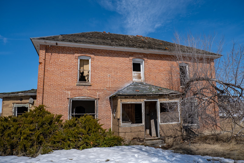 The Haunted House in Douglas County, Wa