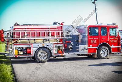 clayton firetruck