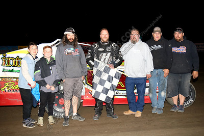 Dunn Billy Modified May 17 Win - 2