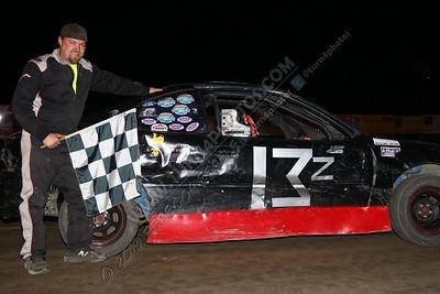 Petrie Zak Thunderstock June 7 win - 1