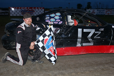 Petrie Zak Thunderstock June 21 win - 1
