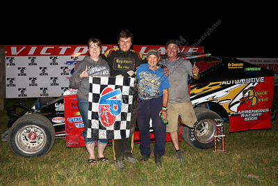 Herbison sportsman July 19 win - 2