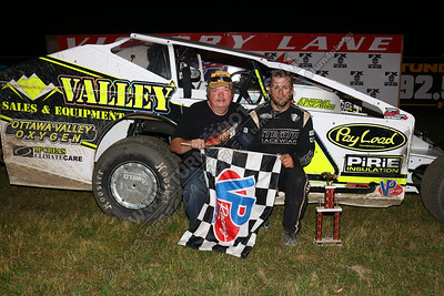 Arbuthnot Ryan Modified July 19 win- 2