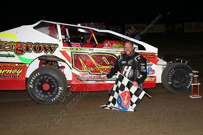 Dunn BIlly Modified July 26 winner - 1
