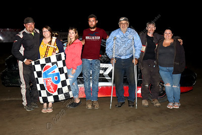 Zak Petrie Thunderstock win  August 2 - 3