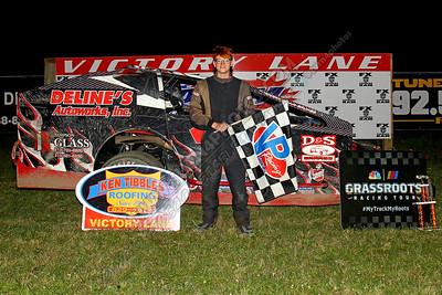 Jordan Kelly Sportsman Aug 23 win - 2
