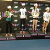 All American 800m runners