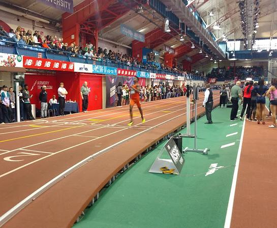 Bloomfield 4 x 400m