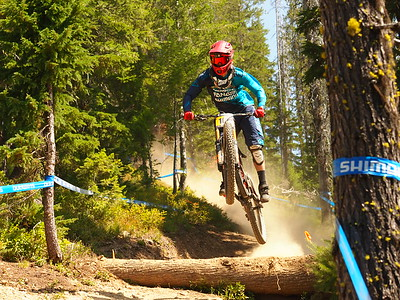 Ethan LIEB NW Cup # 6 2019 First Place JX silver mountain bike park Kellogg Idaho