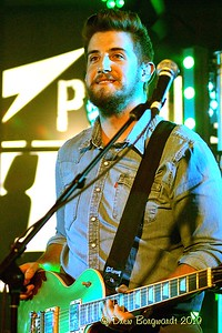 Josh Ruzycki - Ryan Lindsay band - Project Wild - Knoxvilles 11-19D   279
