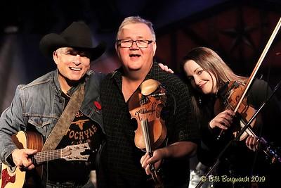 Danny Hooper, Calvin Vollrath & Allison Granger - Stockyard Reunion 11-19 286