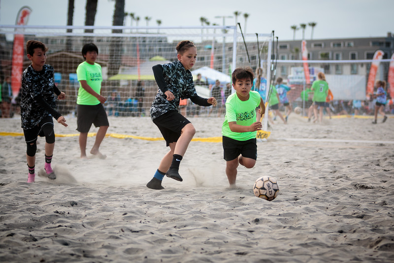 2019 Beach Soccer Tournament