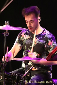 Rich DaSilva - David James band - 10-19  042