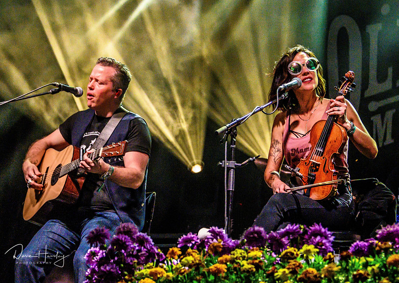Jason Isbell and Amanda Shires