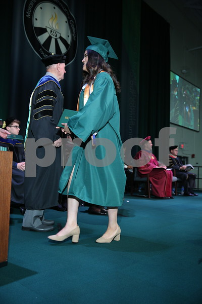 Moraine Valley Graduation 2018