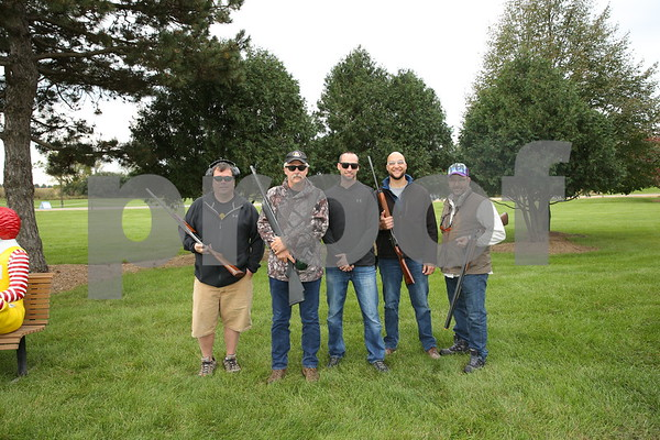 Ronald Mcdonald House Clay Shooting Tournament