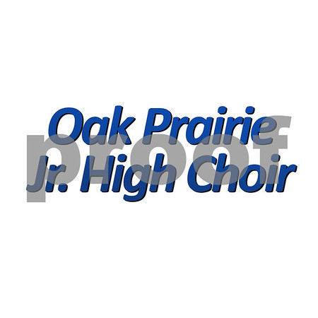 Oak Prairie Jr. High School Choir