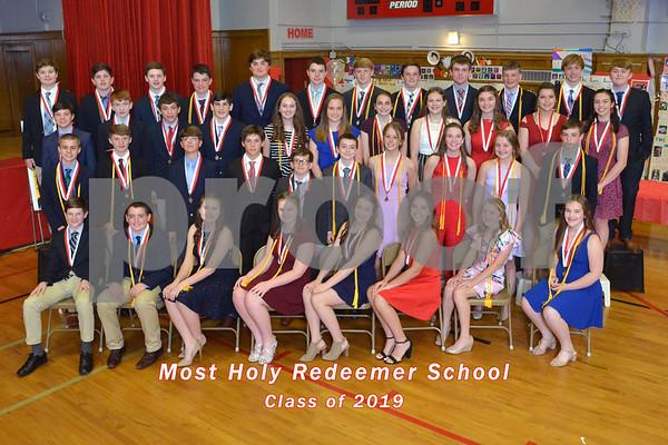 Most Holy Redeemer Graduation Dance