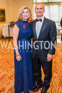 Annette Nader, Tony Nader. Photo by Alfredo Flores. 12th Annual Joan Hisaoka Make A Difference Gala. Mandarin Oriental. Saturday, September 21, 2019.  .dng