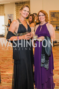 Rene Bookoff, Ann Marie Potter, Photo by Alfredo Flores. 12th Annual Joan Hisaoka Make A Difference Gala. Mandarin Oriental. Saturday, September 21, 2019.