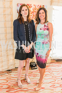 Liz Blackwood, Tania McHale, Photo by Alfredo Flores. 12th Annual Joan Hisaoka Make A Difference Gala. Mandarin Oriental. Saturday, September 21, 2019.