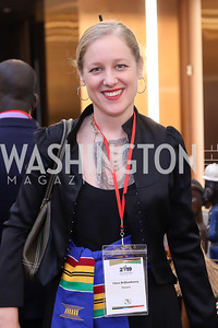 Clara Brillembourg Chopivsky. Photo  by Tony Powell. 2019 Africa Day Celebration. Marriott Marquis. May 23, 2019
