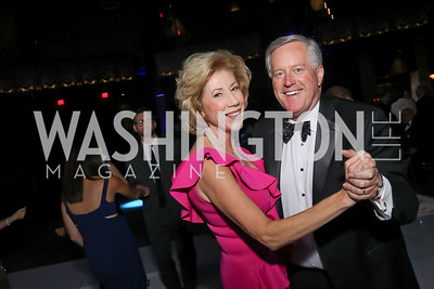 Debbie Meadows and Rep. Mark Meadows. Photo by Tony Powell. 2019 Ambassadors Ball. The Anthem. September 10, 2019