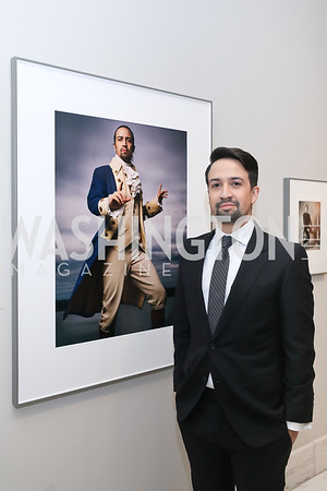 """Portrait of a Nation Prize"" recipient Lin-Manuel Miranda. Photo by Tony Powell. 2019 American Portrait Gala. NPG. November 17, 2019.JPG"