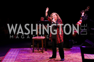 Kathleen Turner. Photo by Tony Powell. 2019 Arena Stage Gala. May 21, 2019