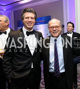 Mark Gillespie, Rep. Steve Cohen. Photo by Tony Powell. 2019 Atlantic Council Awards. Ritz Carlton. April 30, 2019