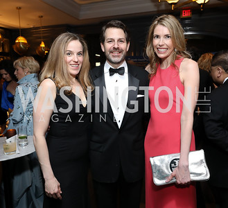 Jane Moffat, Stephen Neuman, Jessica Lightburn. Photo by Tony Powell. 2019 Atlantic Council Awards. Ritz Carlton. April 30, 2019