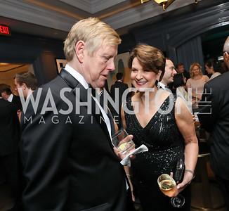 Lockheed Martin CEO Marilyn Hewson. Photo by Tony Powell. 2019 Atlantic Council Awards. Ritz Carlton. April 30, 2019