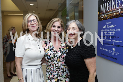 Beth Glassman Heidi Brodsky Tracey Bloomshorts Photo by Naku Mayo Bender JCC Imagine Awards May 16, 2019