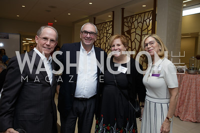 John Orisman Michael Blumenthal Arlene Blumenthal Beth Glassman Photo by Naku Mayo Bender JCC Imagine Awards May 16, 2019