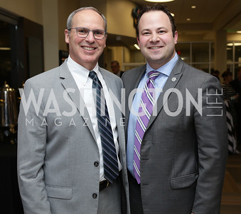 Michael Feinstein Councilman Andrew Friedson Photo by Naku Mayo Bender JCC Imagine Awards May 16, 2019