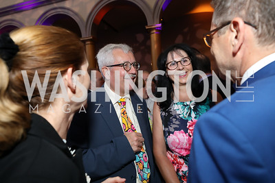 Switzerland Amb. Martin Dahinden and Anita Dahinden. Photo by Tony Powell. 2019 National Building Museum Gala. May 29, 2019