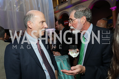DC Council Chair Phil Mendelson, Richard Newman. Photo by Tony Powell. 2019 National Building Museum Gala. May 29, 2019