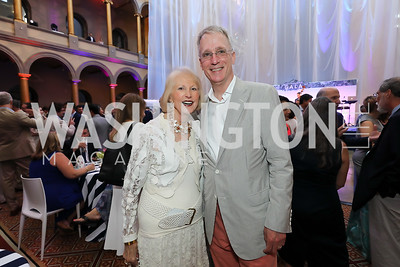 Lola Reinsch, Dwayne Holt. Photo by Tony Powell. 2019 National Building Museum Gala. May 29, 2019