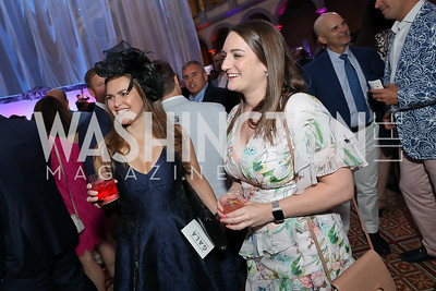 Audrey Ocana, Lily Goldstein. Photo by Tony Powell. 2019 National Building Museum Gala. May 29, 2019