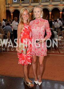 Natalie Revers, Cassidy Christensen. Photo by Tony Powell. 2019 National Building Museum Gala. May 29, 2019