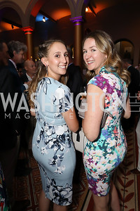 Ilexa Halperin, Sarah Brand. Photo by Tony Powell. 2019 National Building Museum Gala. May 29, 2019