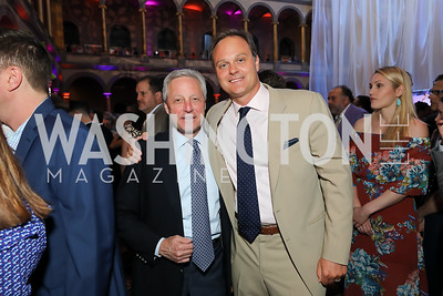 Sonny Small, George Chopivsky. Photo by Tony Powell. 2019 National Building Museum Gala. May 29, 2019
