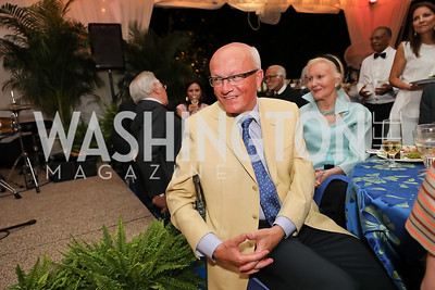 Belgium Amb. Dirk Wouters. Photo by Tony Powell. 2019 Cafritz Welcome Back from Summer. September 8, 2019