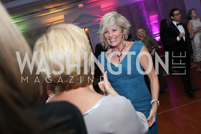 """Gala Co-chair Danni Lougee. Photo by Tony Powell. 2019 Capital Caring """"Passion for Caring"""" Gala. Ritz Carlton Tysons Corner. November 16, 2019"""