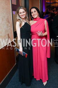 Christina McDowell, Catherine Trifiletti. Photo by Tony Powell. 2019 Choral Arts Gala. Kennedy Center. December 16, 2019