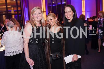 Amand Stifel, Pilar O'Leary, Alex Migoya. Photo by Tony Powell. 2019 Choral Arts Gala. Kennedy Center. December 16, 2019