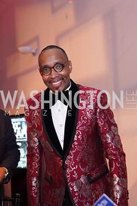 Patrick McCoy. Photo by Tony Powell. 2019 Choral Arts Gala. Kennedy Center. December 16, 2019
