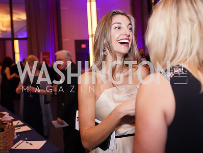 Kelsey Agostinelli. Photo by Tony Powell. 2019 Choral Arts Gala. Kennedy Center. December 16, 2019