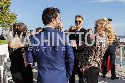 Photo by Naku Mayo The Daily Beast WHCD Cocktail Party April 27, 2019
