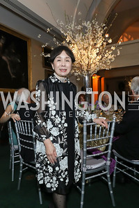 Doris Matsui. Photo by Tony Powell. 2019 Folger Gala. April 15, 2019